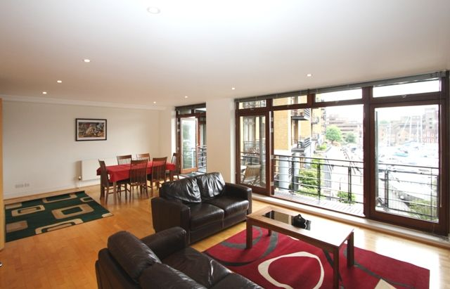 Thumbnail Flat to rent in Star Place, City Quay, St Katharines Dock, London