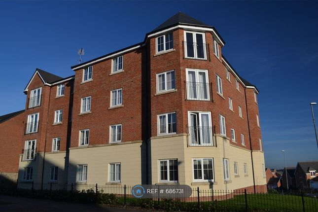 Thumbnail Flat to rent in Oak Drive, Leeds