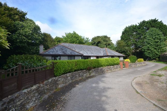 Detached bungalow for sale in Lowenac Gardens, Camborne
