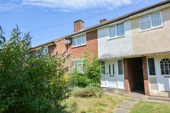 Thumbnail Terraced house for sale in Wheatley Close, Oldbury