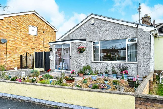 Thumbnail Bungalow for sale in Llys Madoc, Towyn, Abergele