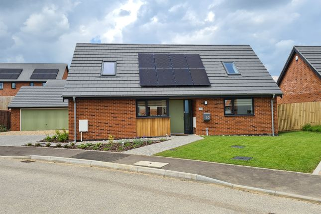 Thumbnail Bungalow for sale in Mayfly Road, Swaffham