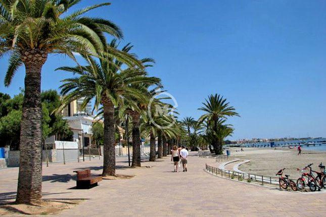 Beach, Santiago De La Ribera, Murcia, Spain