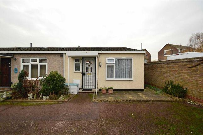 Thumbnail Semi-detached bungalow for sale in Boyce Way, London
