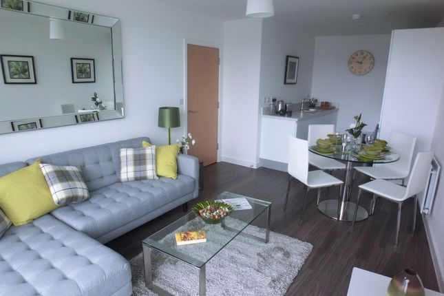 Thumbnail Flat to rent in Wainwright Avenue, Greenhithe