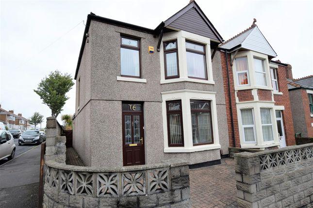 Front of Tynewydd Road, Barry CF62