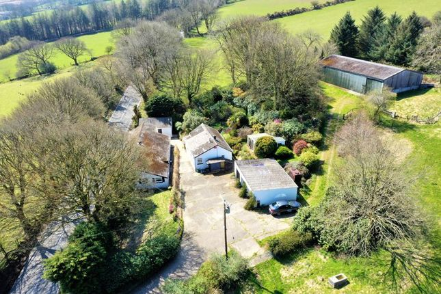 Thumbnail Detached house for sale in Brynberian, Crymych
