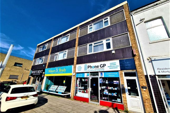Thumbnail Maisonette to rent in London Road North, Lowestoft