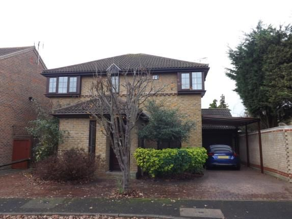 Thumbnail Detached house for sale in Langdon Hills, Basildon, Essex