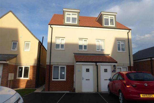 3 bed semi-detached house to rent in Butterstone Avenue, Marine Point, Hartlepool