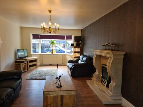 Lounge of Martinscroft Road, Newall Green, Wythenshawe, Manchester M23