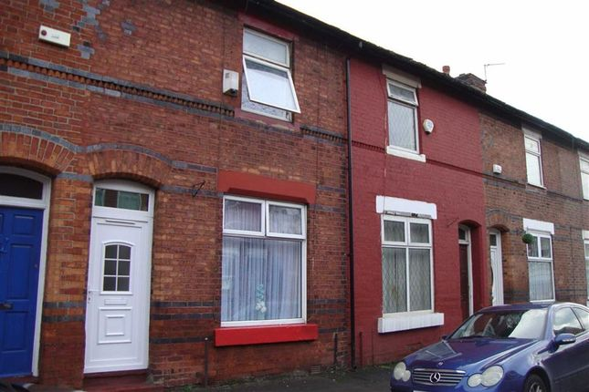 Thumbnail Terraced house for sale in Cronshaw Street, Levenshulme, Manchester