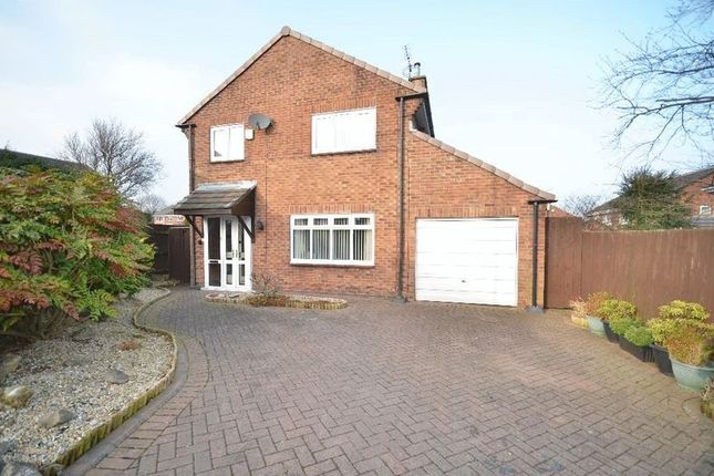 4 bed detached house for sale in Stotfold Close, Seaham