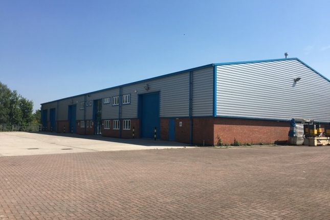 Thumbnail Light industrial to let in Unit 7A Oakwood Road, Mansfield, Mansfield