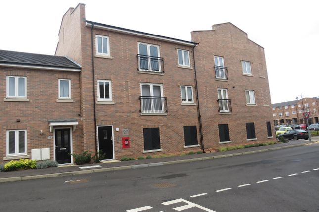 Thumbnail Flat to rent in Nettleton Mews, Shortstown, Bedford