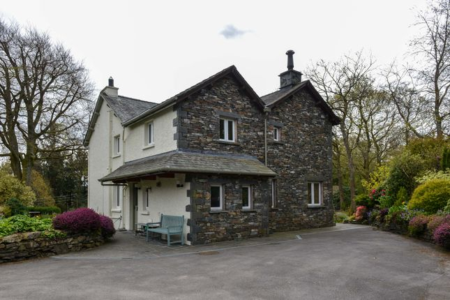 Thumbnail Detached house for sale in Canny Hill, Newby Bridge, Ulverston