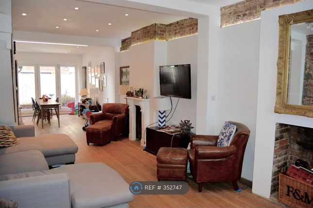 Thumbnail Semi-detached house to rent in Woodfield Road, London
