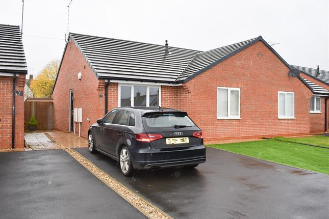 Thumbnail Bungalow to rent in Church Row, Clipstone, Mansfield