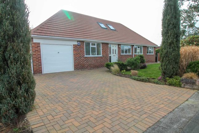 Thumbnail Bungalow for sale in Victoria Way, Bramhall, Stockport