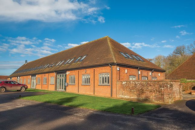 Thumbnail Office to let in Unit 1 The Bullpens, Manor Court, Herriard, Basingstoke