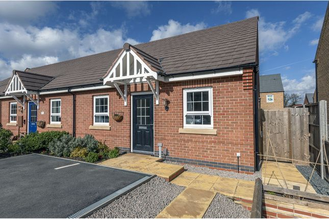 Thumbnail Bungalow for sale in Forest House Lane, Leicester Forest East