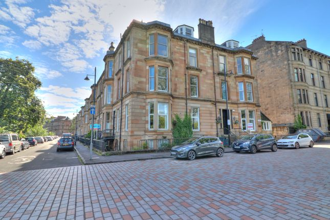 Thumbnail Flat for sale in Parkgrove Terrace, Glasgow
