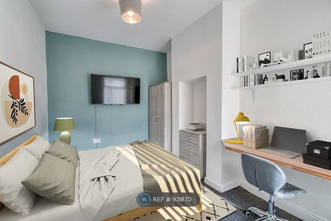 Double Bedroom 3 of Milnthorpe Street, Salford M6
