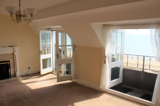 Thumbnail Flat to rent in The Esplanade, Weymouth