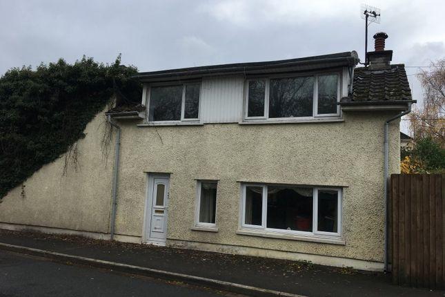 Thumbnail Semi-detached house for sale in Honeycott, The Legar, Llangattock, Crickhowell, Powys