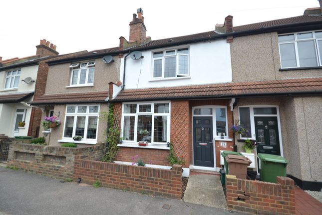 Thumbnail Terraced house for sale in Mint Road, Wallington