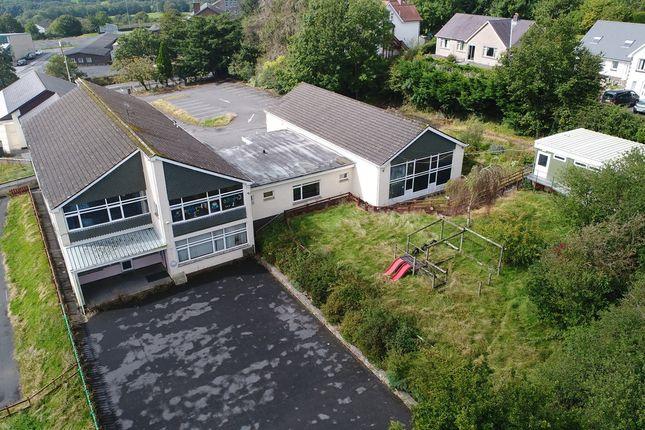 Thumbnail Commercial property for sale in Llynyfran Road, Llandysul, Llandysul