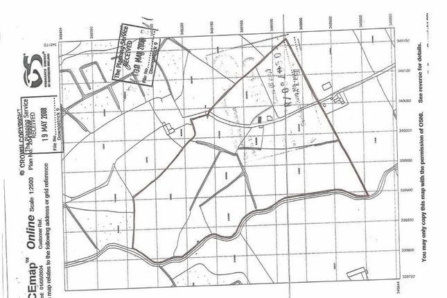Land for sale in Crawfordstown Road, Drumaness, Down