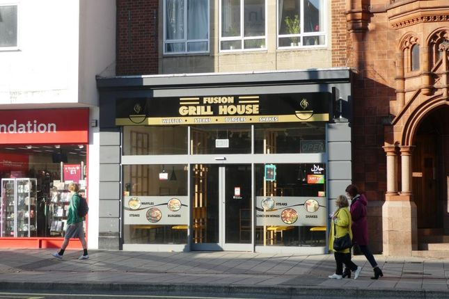 Thumbnail Restaurant/cafe to let in 95 Above Bar Street, Southampton