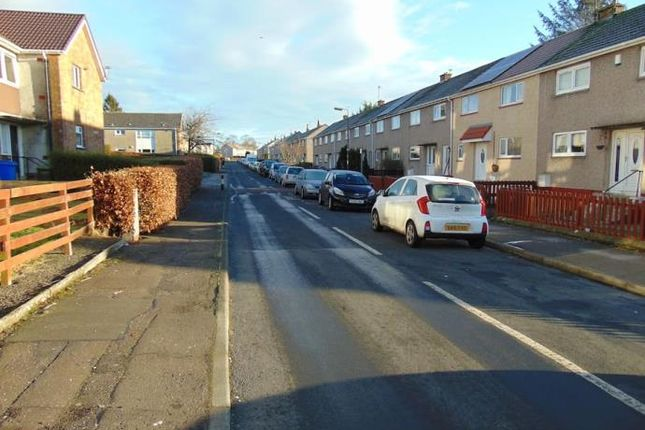Thumbnail Flat to rent in Morton Road, Stewarton, Kilmarnock