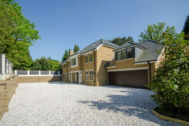 Detached house for sale in Mount Road, Hook Heath, Woking