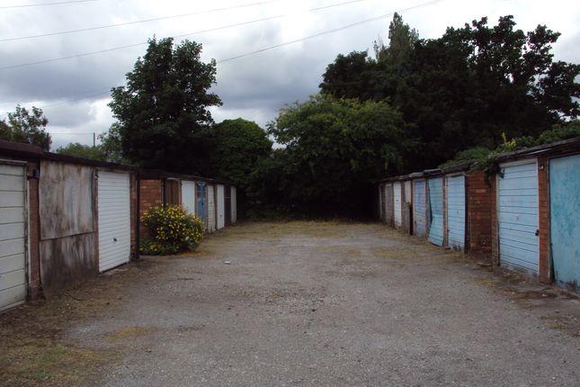 Rear Garage  of Earlswood Court, Handsworth Wood, Birmingham B20
