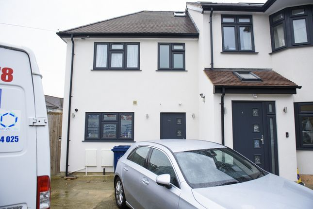 Thumbnail Terraced house to rent in Wharncliffe Drive, Southall