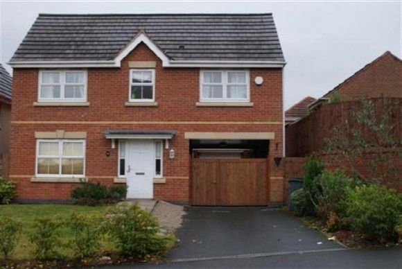 Thumbnail Detached house to rent in Chillington Way, Norton Heights, Stoke-On-Trent