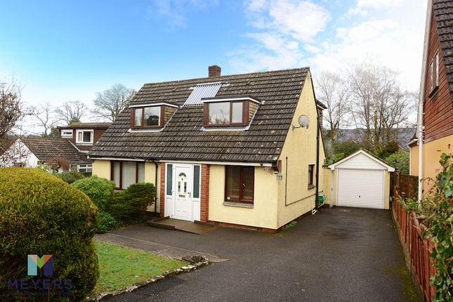Thumbnail Detached bungalow for sale in Filleul Road, Sandford BH20.