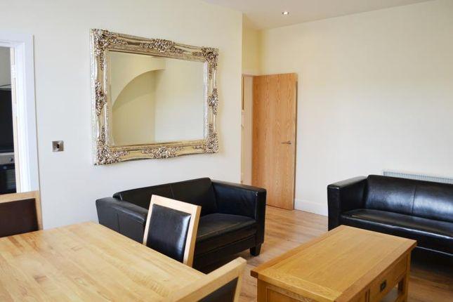 Thumbnail Flat to rent in Flat 4, 4 Oxford Street, Nottingham