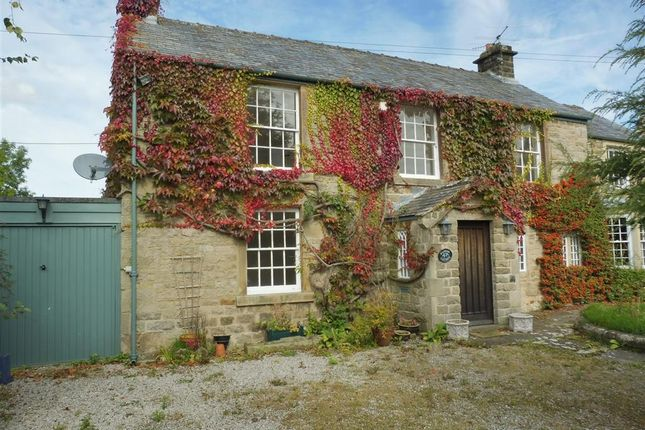 Thumbnail Cottage to rent in Gorse Bank Lane, Baslow, Bakewell