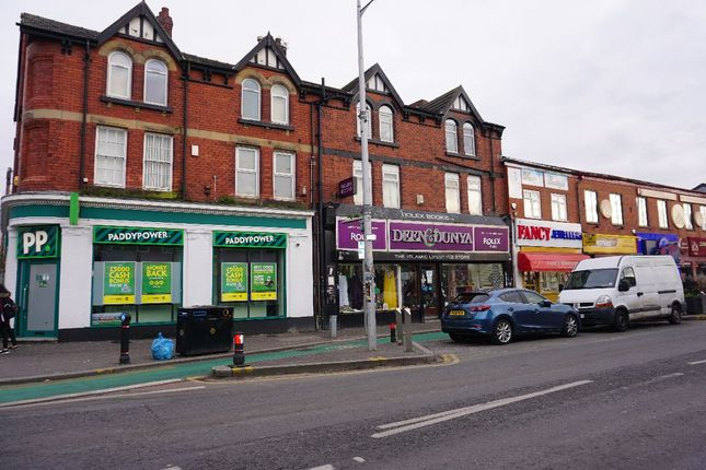 Thumbnail Retail premises for sale in Wilmslow Road, Rusholme, (Business For Sale)