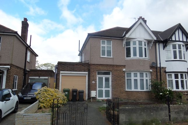 Thumbnail Flat for sale in Callander Road, London