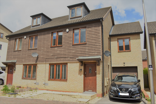 Thumbnail Semi-detached house to rent in Kelling Way, Broughton