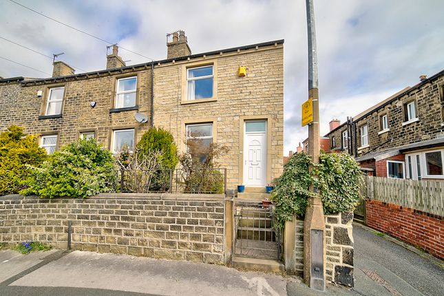 2 bed end terrace house for sale in Dudley Road, Huddersfield HD1