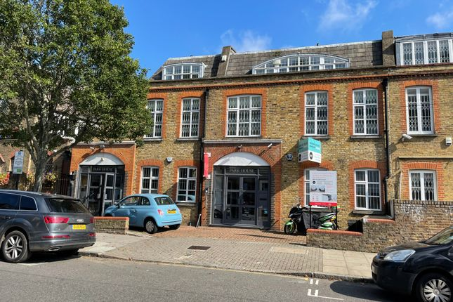 Thumbnail Office for sale in Park House, 206-208 Latimer Road, London