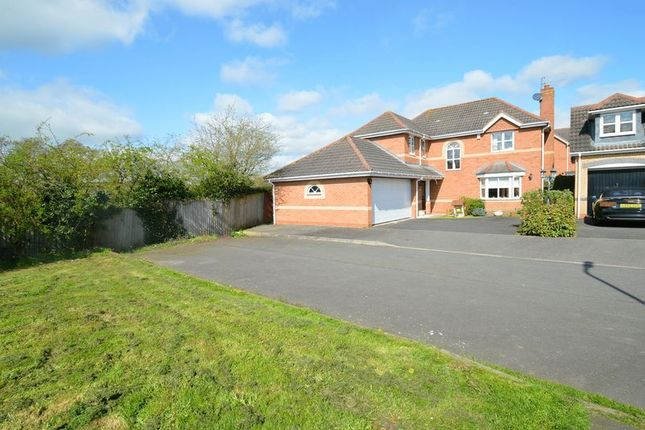 Thumbnail Detached house for sale in Appletree Lane, Redditch
