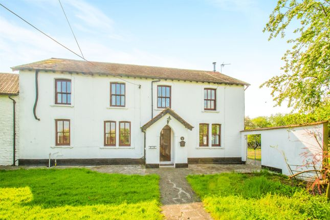 Thumbnail Detached house for sale in Chapmans Farm, Peterstone Wentlooge, Cardiff