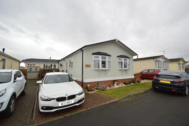 Thumbnail Bungalow for sale in Cunninghamhead Estate, Cunninghamhead, Nr, Irvine, North Ayrshire