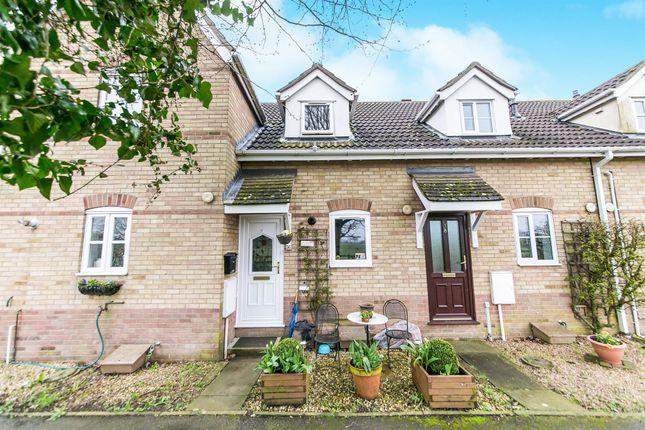 Thumbnail Terraced house for sale in Rowans Way, Leavenheath, Colchester